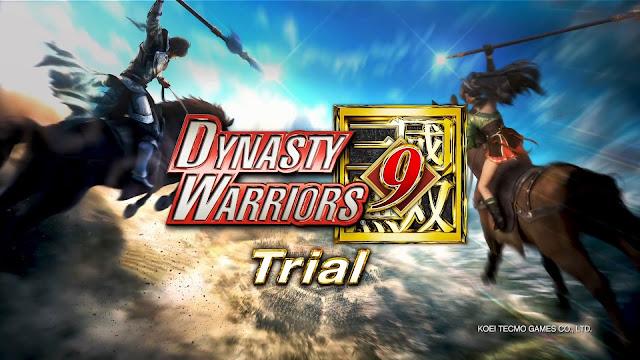 เกมสามก๊ก Dynasty Warriors 9 Trial เปิดให้เล่นออนไลน์ ฟรี