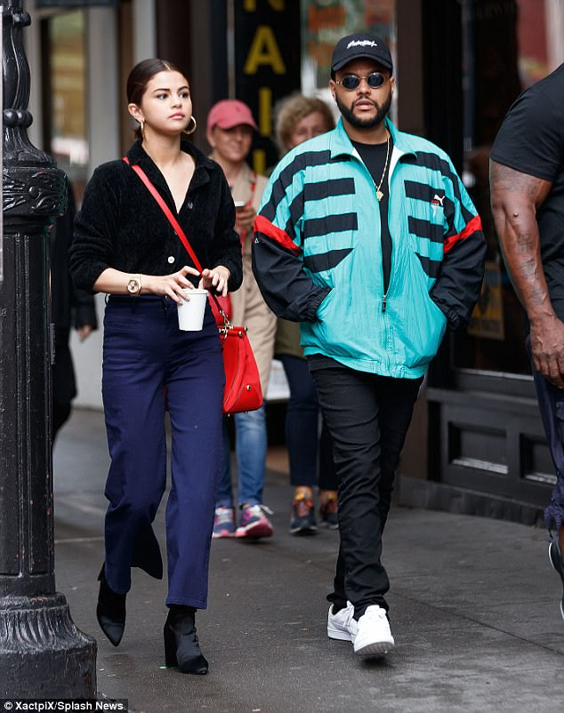 Selena Gomez spotted in NYC in September; the former couple has not been seen together throughout October