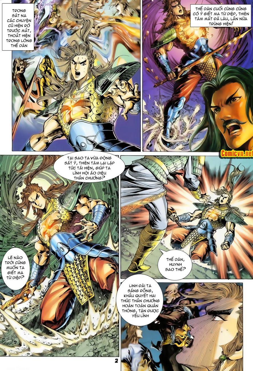 Đại Đường Uy Long chapter 74 trang 2