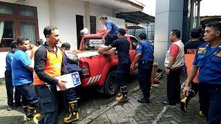 750 Nasi Bungkus Untuk Warga Terdampak Banjir Bandang