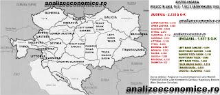 Care erau diferențele de dezvoltare economică între Vechiul Regat și provinciile alipite în 1918