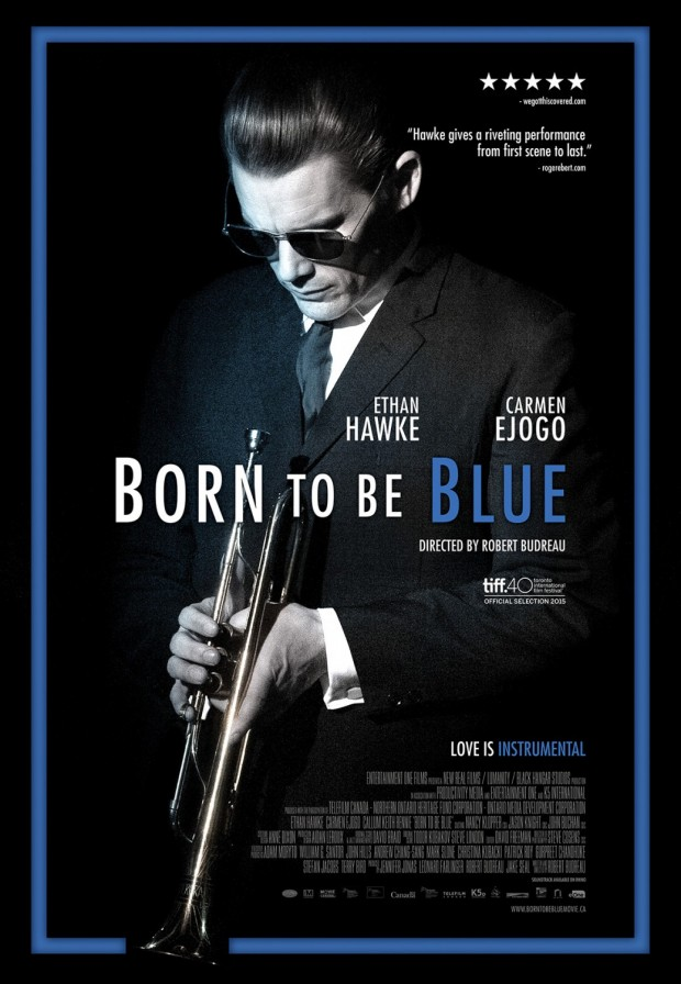 BORN TO BE BLUE - LEG