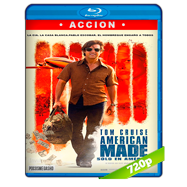Barry Seal: Solo en América (2017) BRRip 720p Audio Dual Latino-Ingles