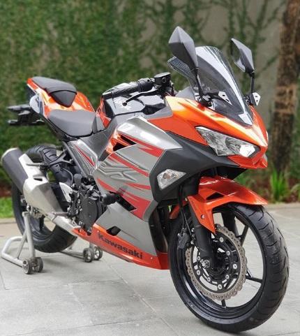 Kawasaki Ninja 250 cc Terbaru