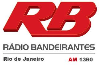 Rádio Bandeirantes AM - Rio de Janeiro/RJ