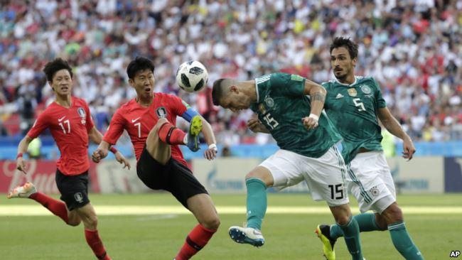 Alemania se suma a España y Francia, campeones que fueron eliminados en primera fase / AP