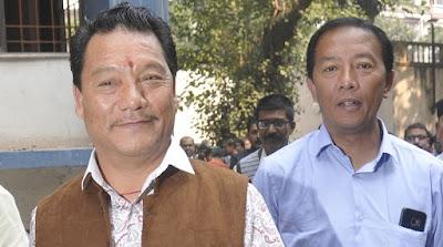 Bimal Gurung Binay Tamang