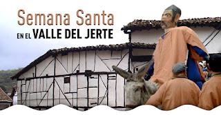 Semana Santa 2018 en el Valle del Jerte