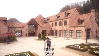 rumah mewah drama korea