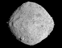 On Asteroid Bennu, NASA's Probe Finds Water