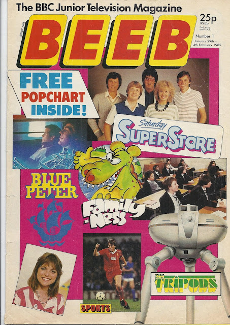 BEEB - Issue 01 - 29th January 1985