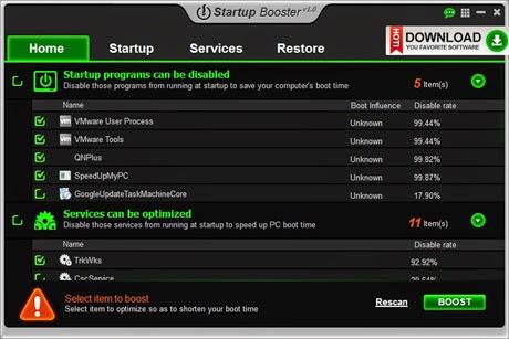 Anvi Startup Booster