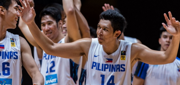 Gilas Cadets Final 12-man lineup to 2016 SEABA Stankovic Cup