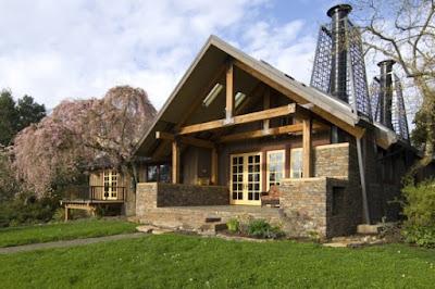 stone style house 18