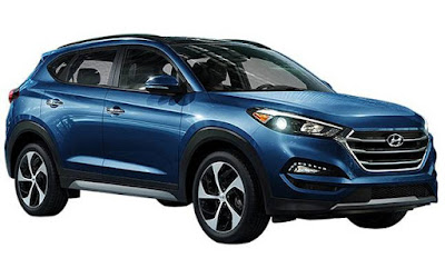 The all new Hyundai Tucson Luxury SUV wallpaper