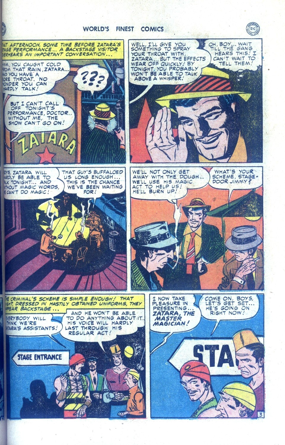 Read online World's Finest Comics comic -  Issue #43 - 53