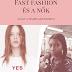 Fast fashion és a nők - avagy a hamis aktivizmus