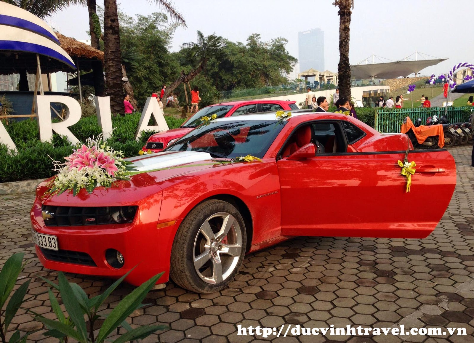 Cho thuê xe cưới tại Đà Nẵng hạng sang, giá thành cạnh tranh