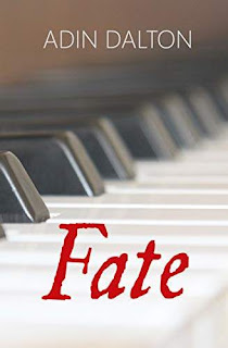 Fate - the Tchaikovsky novel promotion Adin Dalton