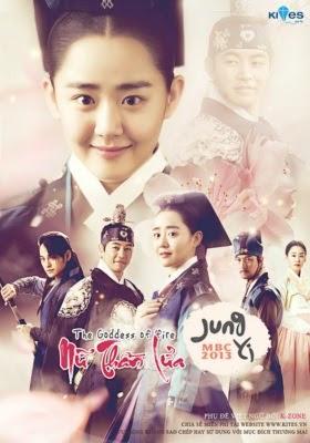 Xem Phim Nữ Thần Lửa Jung Yi 2013