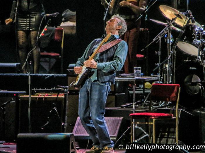 The Showbiz Kids: Eric Clapton Announces 2019 Shows at