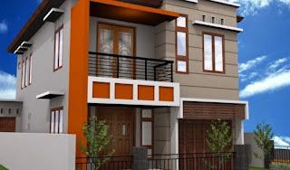 Gambar Desain Rumah 2 Lantai 04