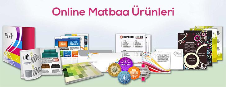Online Matbaa Sayesinde Sipariş Veriebilecek Ürünler