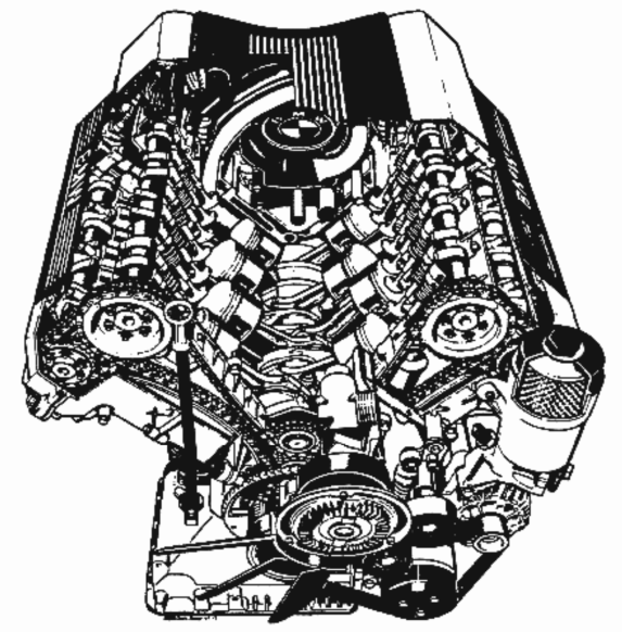 F10 M5 Car Blog Bmw V8 Engine History