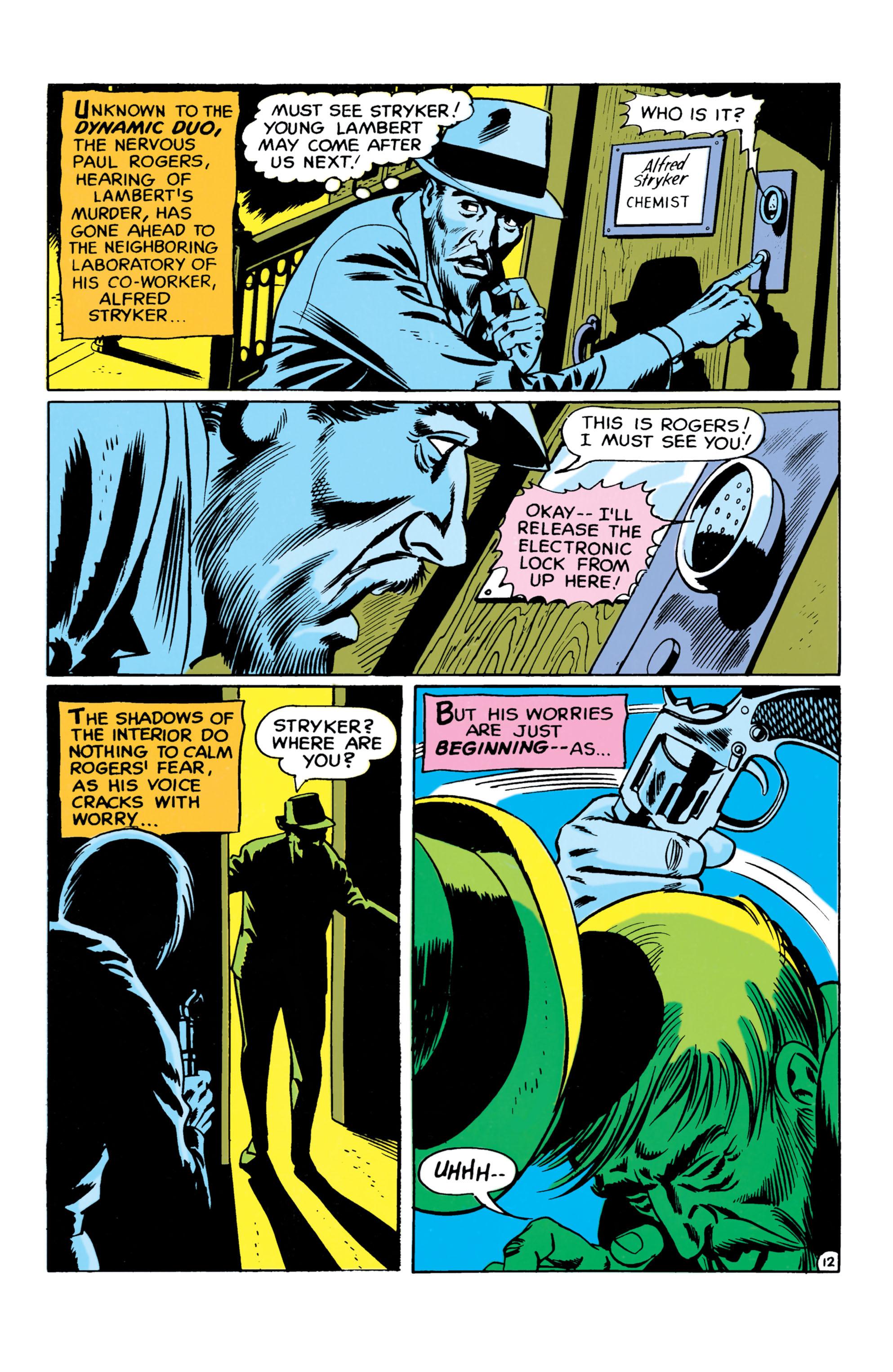 Detective Comics (1937) 627 Page 17