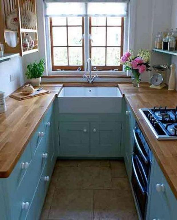 grandes ideas para decoracion cocinas pequeas