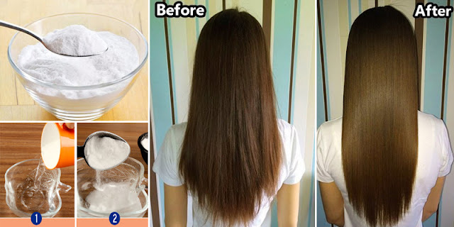 Use This Twice A Week On Your Hair And Get Silky And Shiny Hair At Home