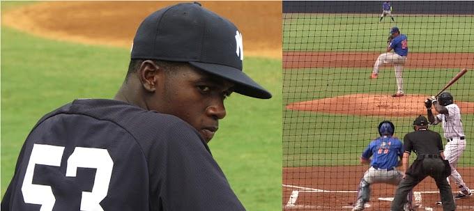 Pelotero haitiano con falsa identidad en República Dominicana es el prospecto más codiciado de Los Yankees