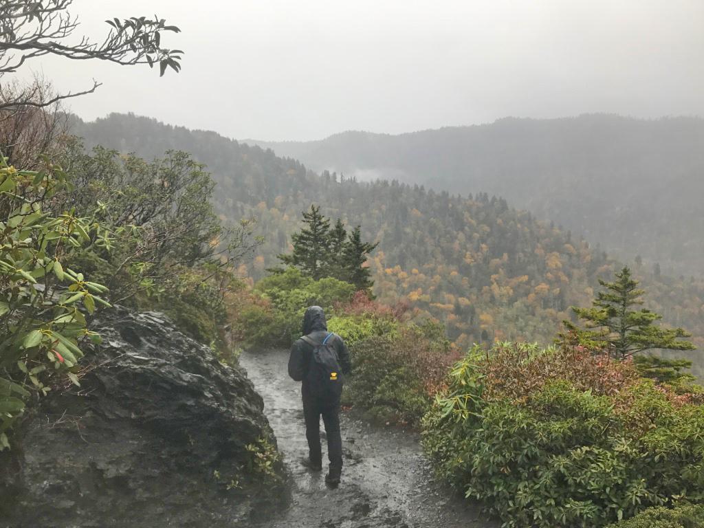 great smoky mountain national park autumn