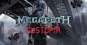 Megadeth - Dystopia (2016) Full Album 320 Kbps