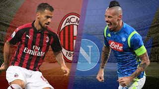 AC Milan vs Napoli Highlights Today 26/1/2019 online Serie A