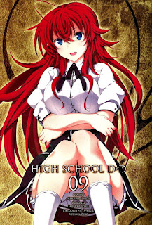 "Reseña de ""HIGH SCHOOL DxD"" (ハイスクールD×D) vol.9 de Ichiei Ishibumi e Hiroji Mishima - Ivrea"