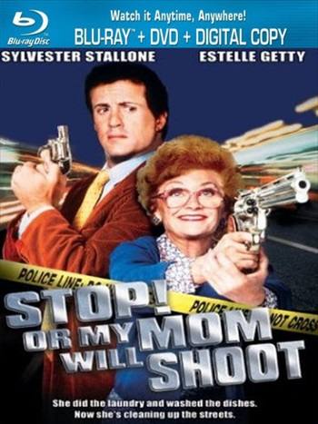 Stop Or My Mom Will Shoot 1992 Dual Audio Hindi Bluray Download