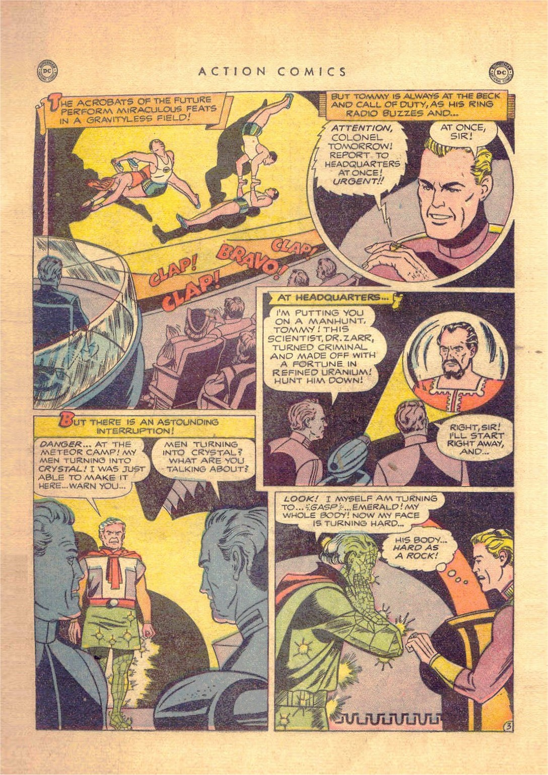 Read online Action Comics (1938) comic -  Issue #138 - 16