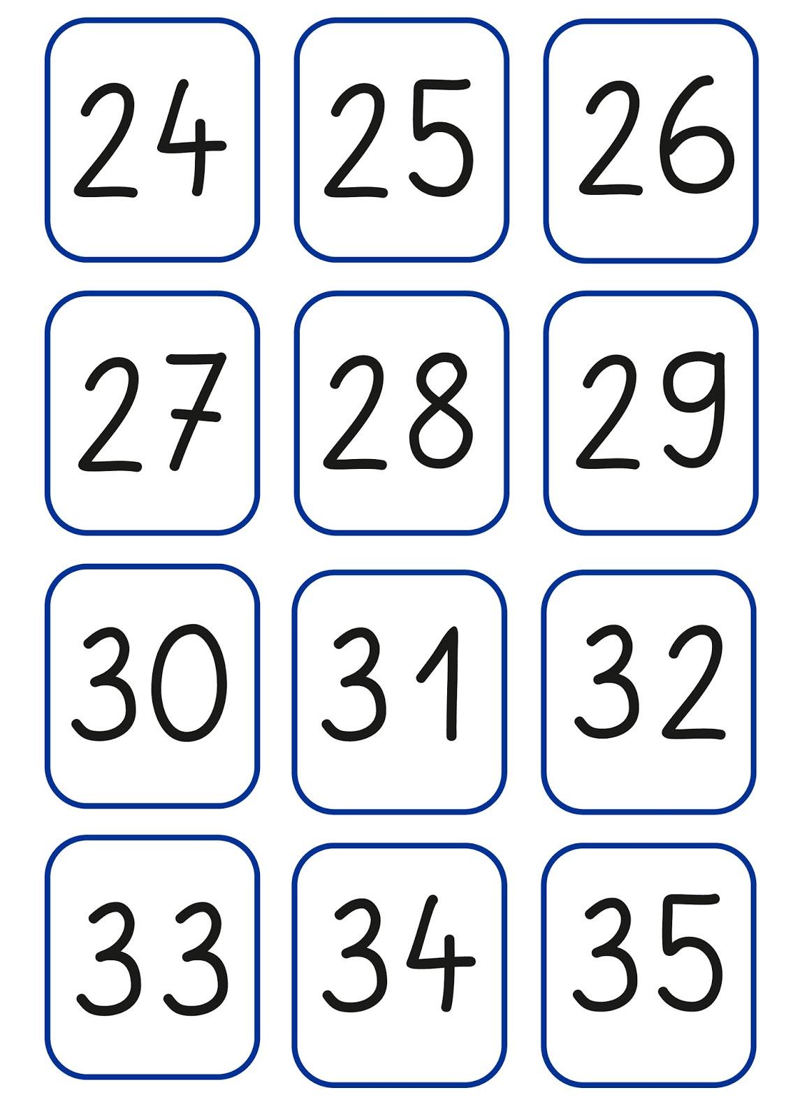 Lernstübchen: Zahlen vergleichen und ordnen