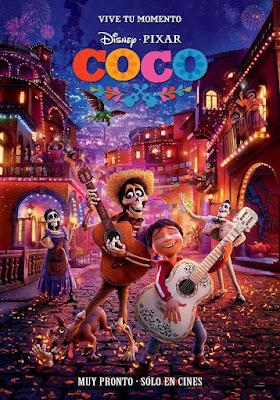 Coco 2017 DVD Custom HDTS Latino