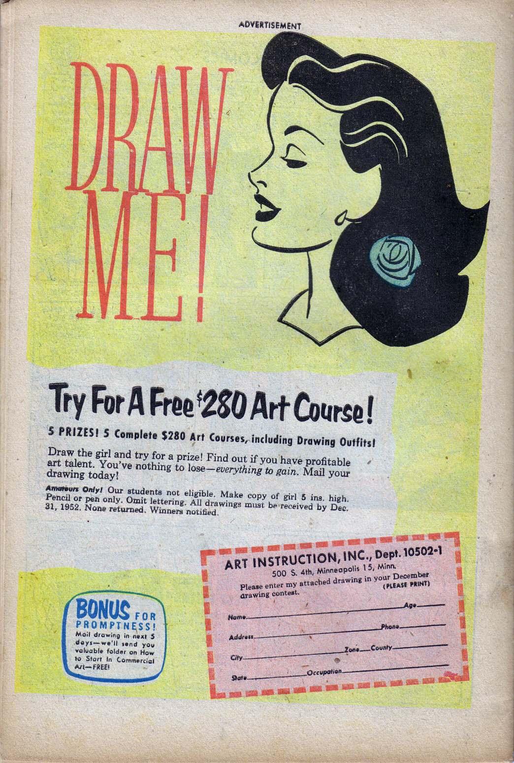 Read online Detective Comics (1937) comic -  Issue #190 - 42