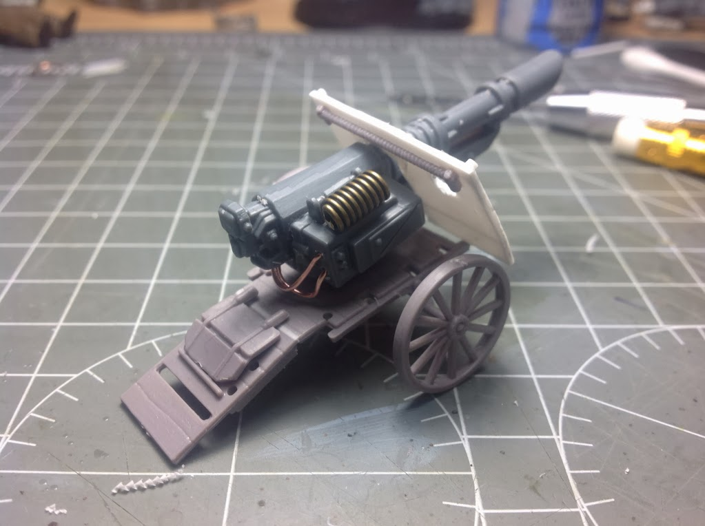 Tesla Cannon Prototype – HD Wallpapers