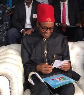 Change begin with Buhari