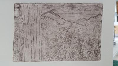 nontoxic printmaking soft ground etching