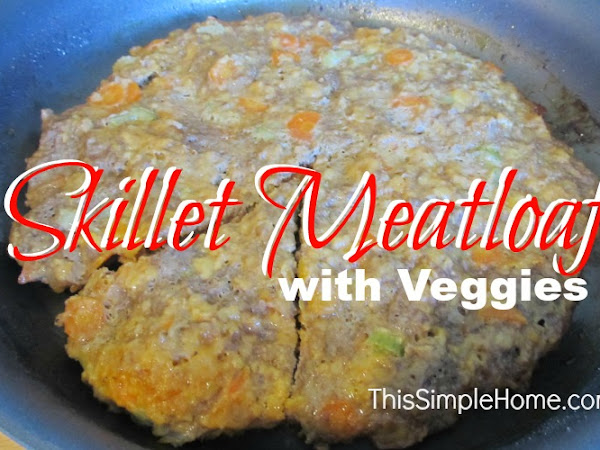 Skillet Meatloaf Recipe