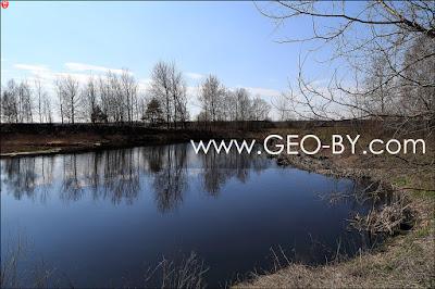Система искусственных водоемов в Станьково