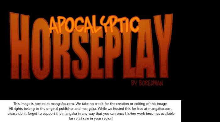 Apocalyptic Horseplay - Chapter 15