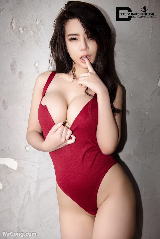 Image Thai-Model-Phatthira-Soonleewong-MrCong.com-001 in post Mê mẩn với vòng ngực nở nang đầy quyến rũ của người đẹp Phatthira Soonleewong (12 ảnh)