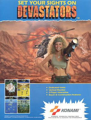 Anuncios sexys videojuegos de los 80