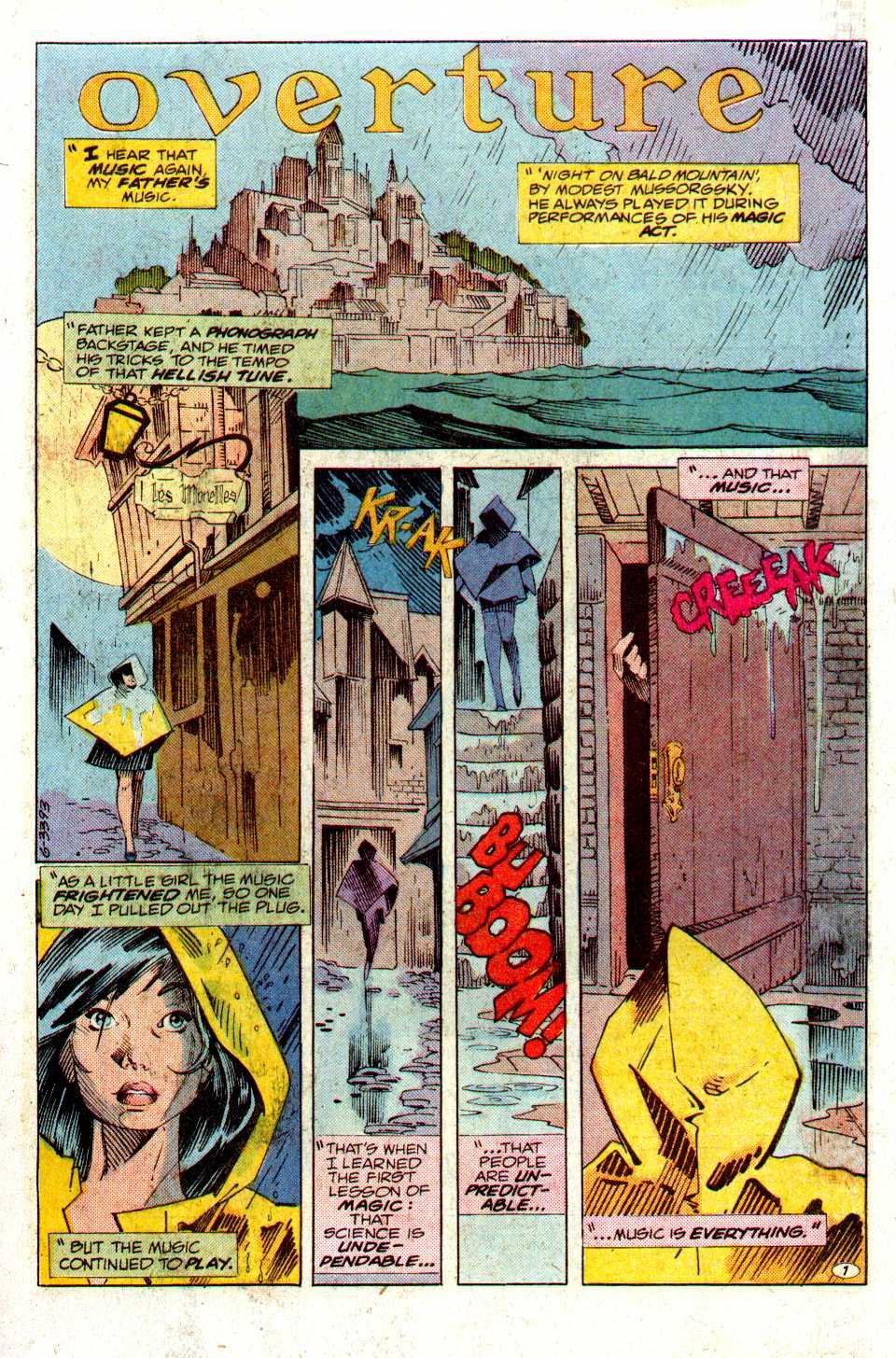 Read online Secret Origins (1986) comic -  Issue #27 - 2